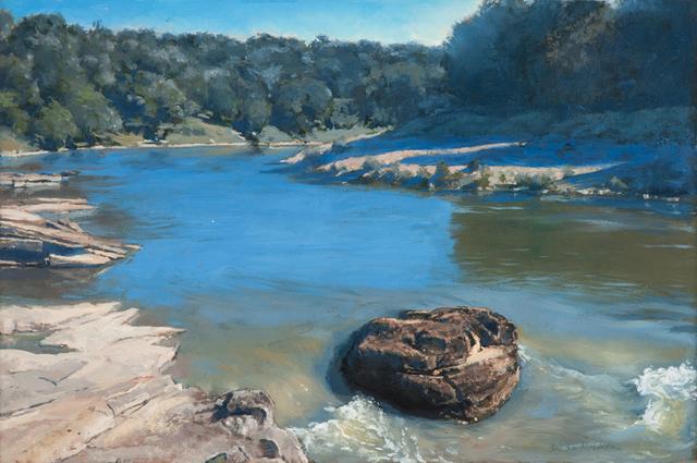 Bob Stuth-Wade, 'Moving Around Stone', 2018, Valley House Gallery & Sculpture Garden