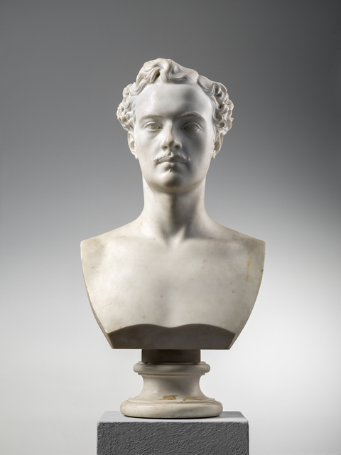 , 'BUST OF A MAN ,' , Brun Fine Art