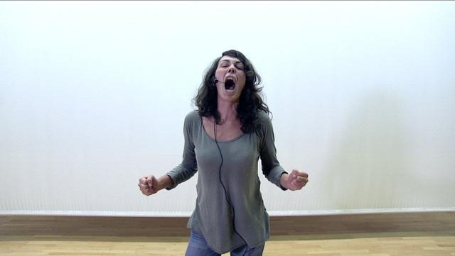 Christian Falsnaes, 'Now (Emy Chauveau)', 2015, Video/Film/Animation, HD video, color, sound, Outset Benefit Auction