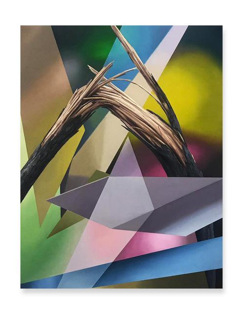 , 'Broken Tree #3,' 2019, William Turner Gallery