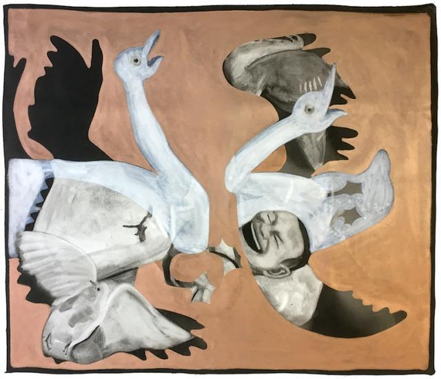 , '3820,' 2017, Mazel Galerie