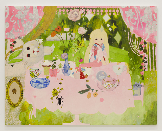 , ' A Birthday Party in July,' 2015, Tomio Koyama Gallery