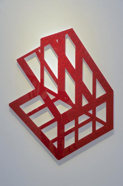 , 'Home (Off Vector),' 2017, Shoshana Wayne Gallery