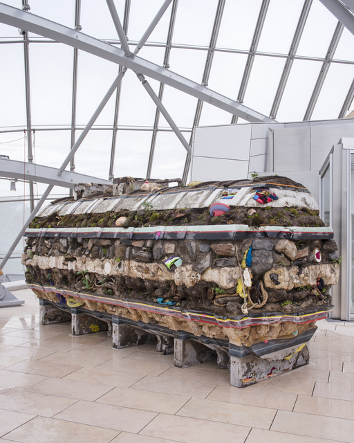 , 'Where the slaves live,' 2014, Fondation Louis Vuitton