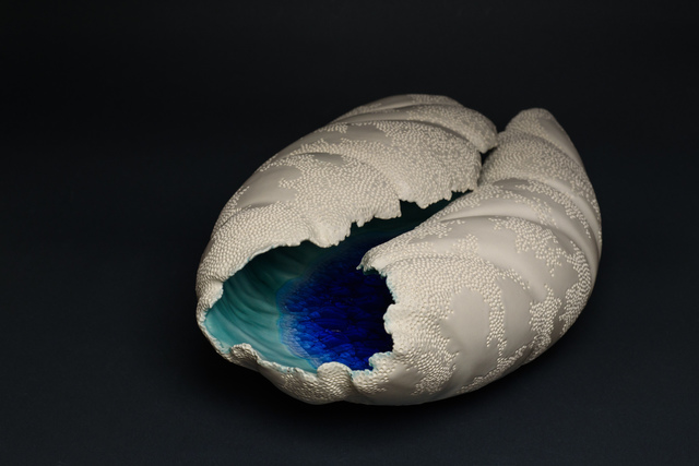 Irina Salmina, 'Goddess shell', 2019, Kunzt Gallery