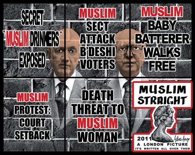 , 'MUSLIM STRAIGHT,' 2011, A3 Arndt Art Agency
