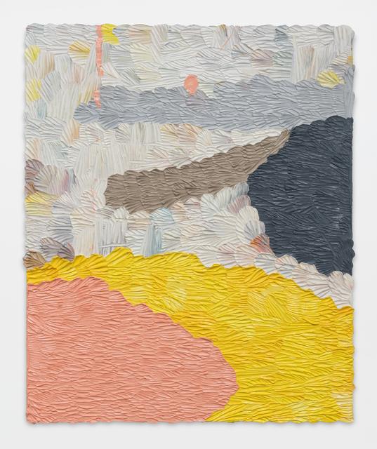 , 'e.f.w. (f.d.),' 2017, Jessica Silverman Gallery