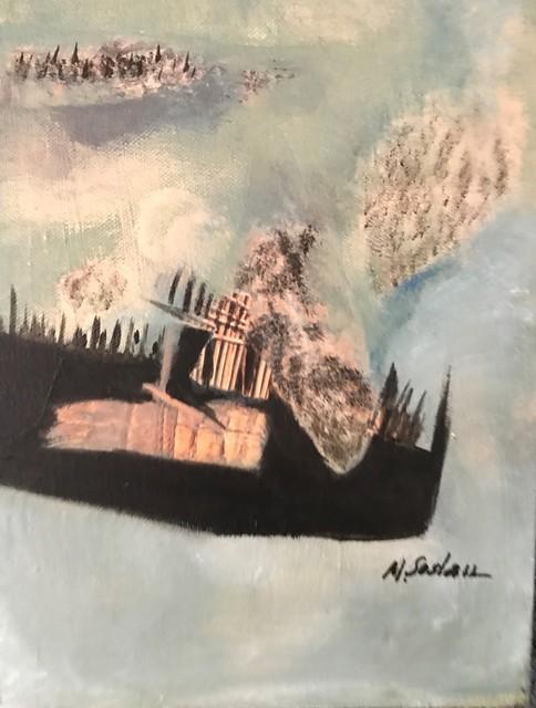 , 'Abandoning Ship,' , Cerulean Arts