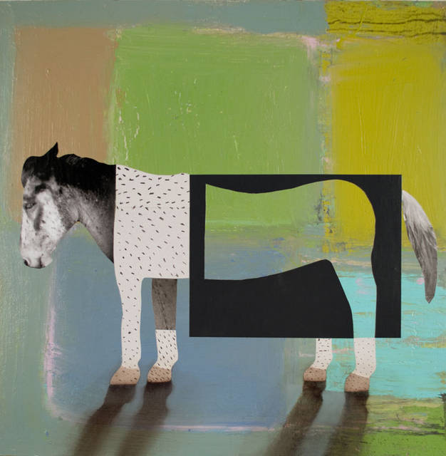 , 'Horse with Small Spots,' 2018, Craig Krull Gallery