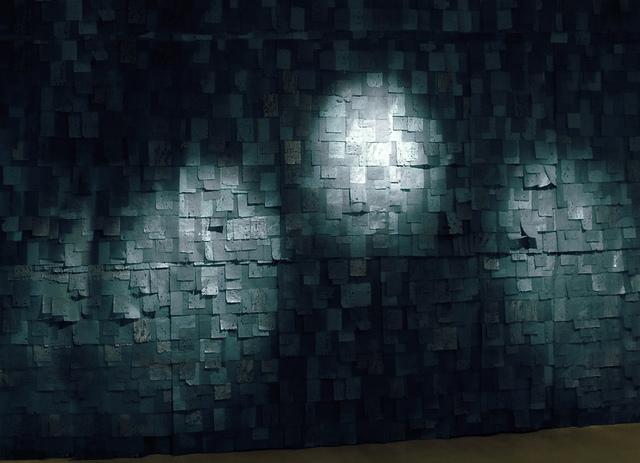 , 'El Manto de la Noche,' 2014, Del Infinito