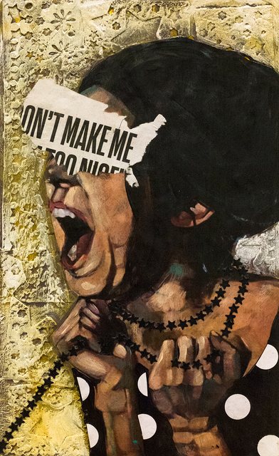, 'Don't Make Me... Don't Make Me...,' 2017, DETOUR Gallery