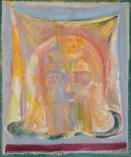 , 'The veil,' 2018, Renaissance Art Gallery
