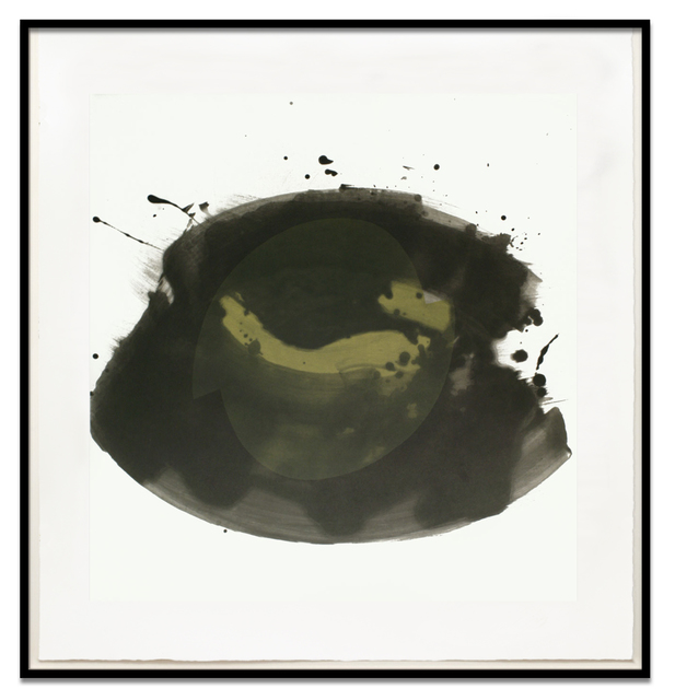 Alison Wilding, 'Out there (Spin)', 2010, Print, Spit bite and aquatint, printed on Zerkall-Bütten, 300 g., Benveniste Contemporary