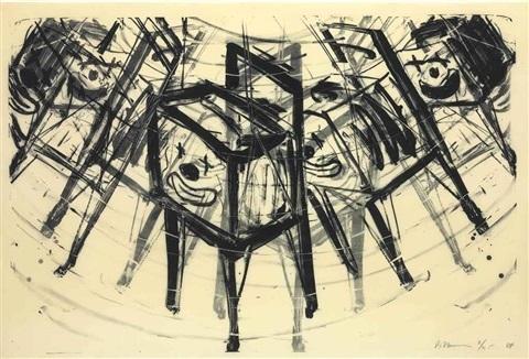 , 'TV Clown,' 1988, Galerie Maximillian