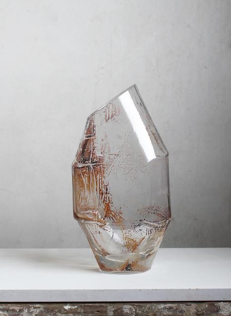 , 'PLANIFIED GLASS,' 2015, Brand New World Salon