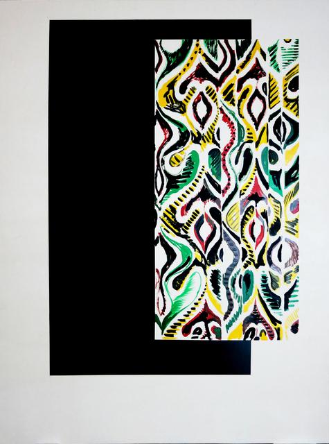 "Tiago Tebet, '""Pro(des)cendência""', 2016, Luciana Brito Galeria"