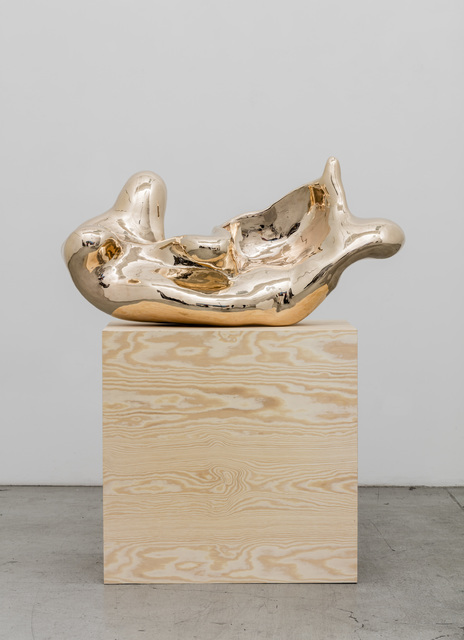 , 'Bronze Pour XXII,' 2016, Galleri Nicolai Wallner