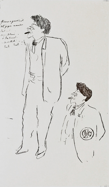 , 'Portrait d'Hermann Dietz,' ca. 1906-7, Fairhead Fine Art Limited