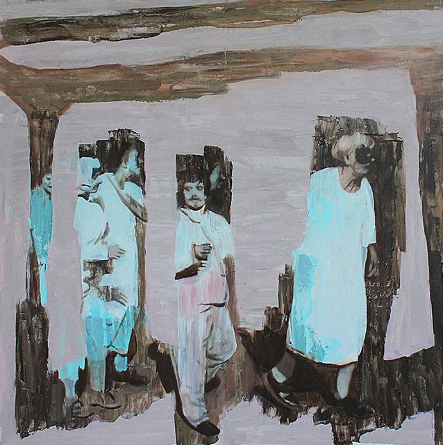 , 'Thespian City,' 2014, Luciana Caravello Arte Contemporânea