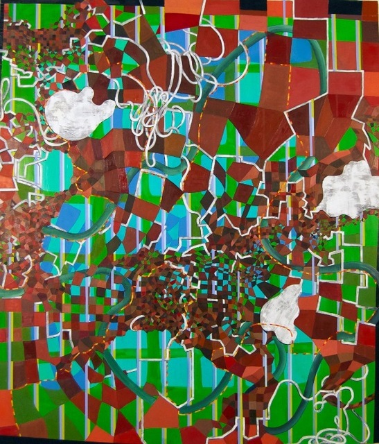 , 'Zealous Matrix,' 2013, Gerald Peters Gallery