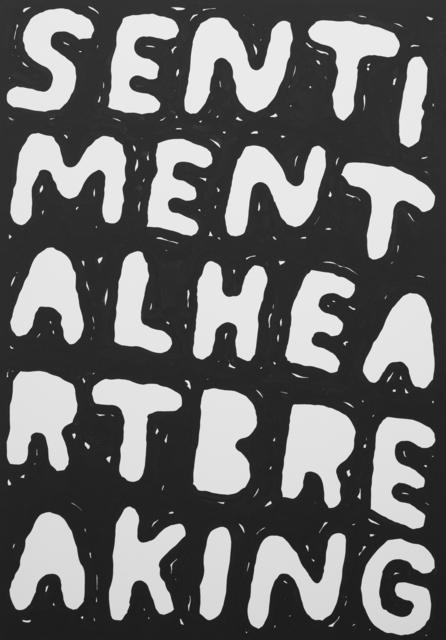 Stefan Marx, 'Sentimental Heartbreaking', 2017, Ruttkowski;68