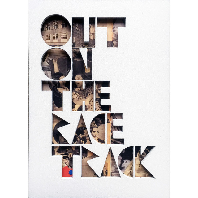 , 'Out On The Racetrack,' 2018, StolenSpace Gallery