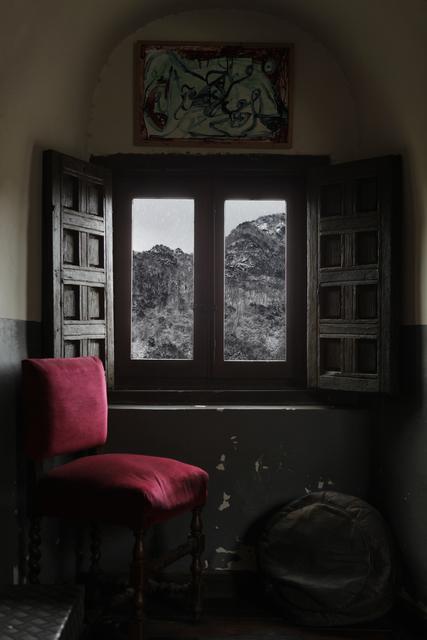 , 'into a time frame_Toledo snow,' 2018, Leehwaik Gallery