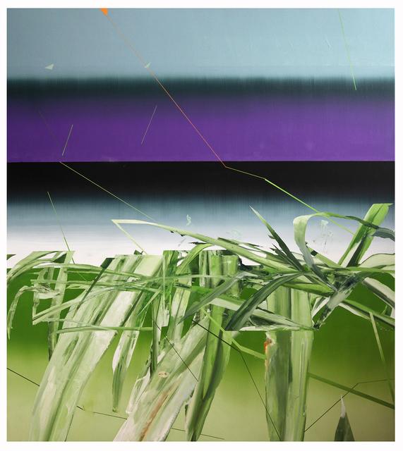 , 'Herbes,' 2017, Art Mûr