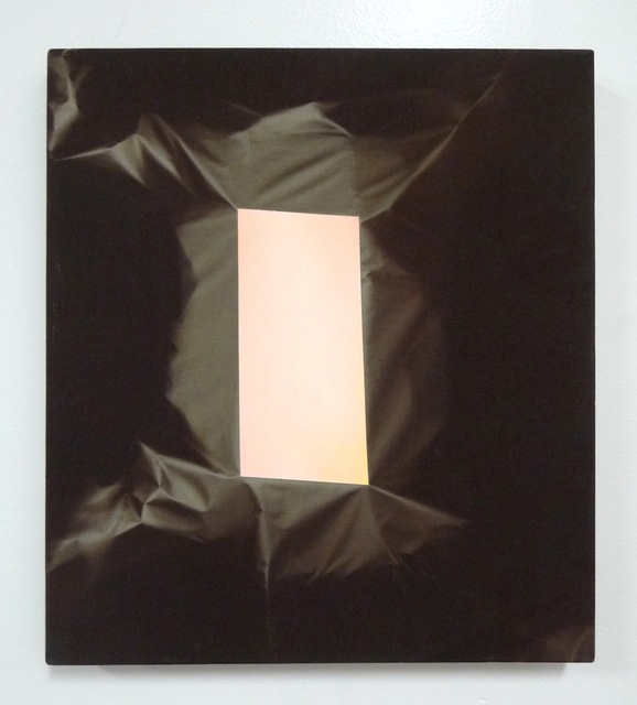 , 'Pale Brick (Winter-Summer / 6 Month Exposure) I,' 2016, V1 Gallery