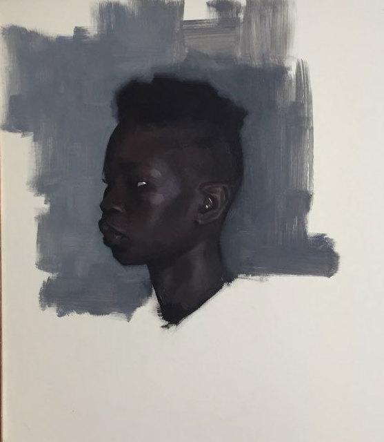 Jas Knight, 'Untitled Fugue No.5', 2019, The Agora Culture