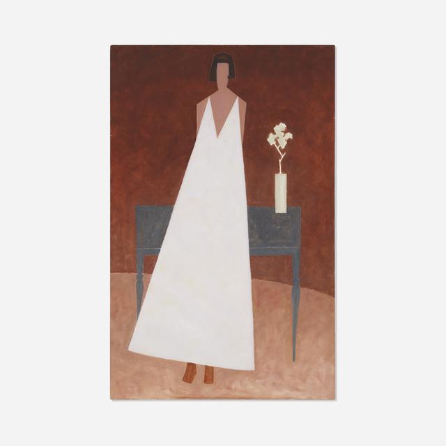 Joseph Burnett, 'Lady in White', 1997, Wright