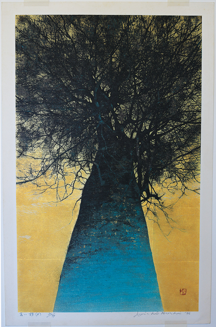 , 'High Treetop (A),' 1976, Egenolf Gallery Japanese Prints & Drawing