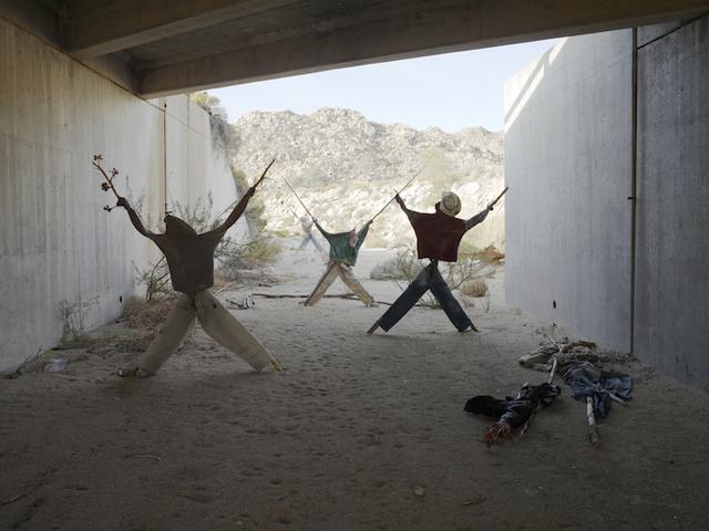 , 'Effigy #7, near Jacumba, California,' 2009, Marc Selwyn Fine Art