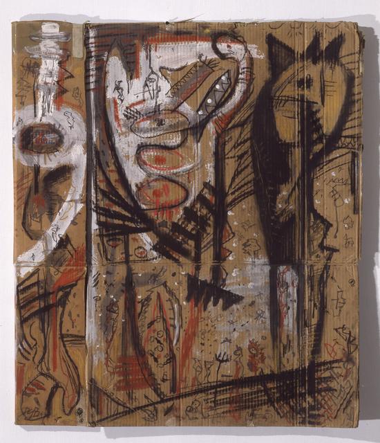 , 'Schildkraft,' 1984, Galerie Elisabeth & Klaus Thoman