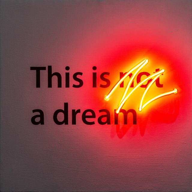 , 'This Is Not a Dream,' 2017, k contemporary