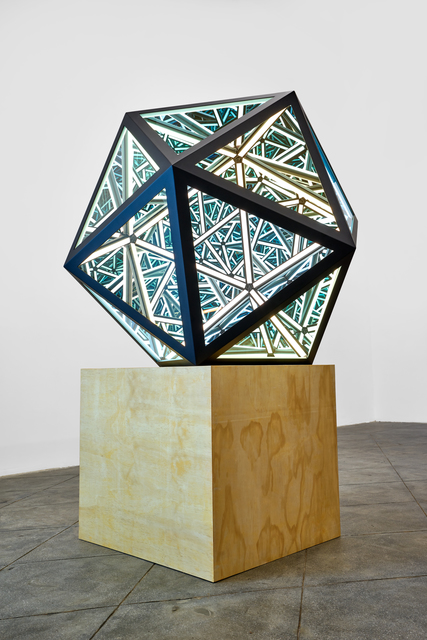 , 'Portal Icosahedron,' 2017, Melissa Morgan Fine Art