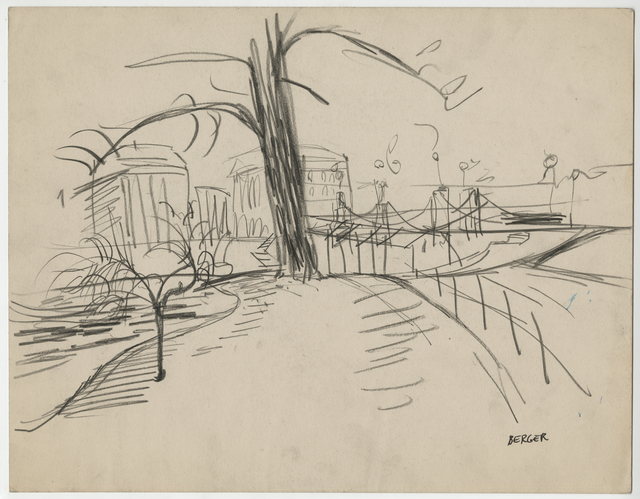 , 'Boston Public Garden,' , Childs Gallery