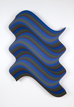 , 'AR Wave Shape # 16,' 2013, Herringer Kiss Gallery
