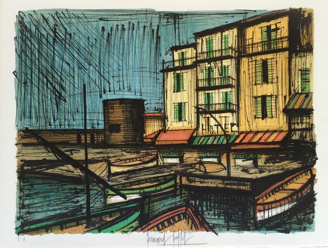 Bernard Buffet, 'St. Tropez', 1979, Denis Bloch Fine Art