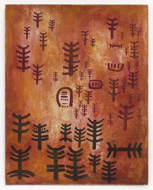 , 'Makós,' 1975, Richard Saltoun