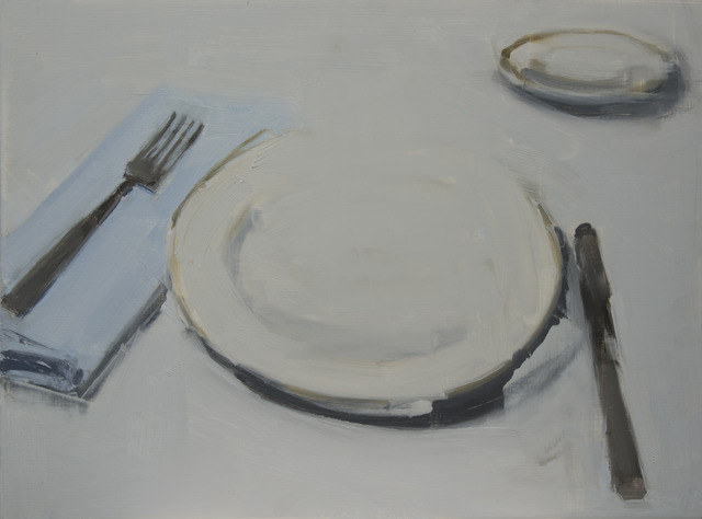 , 'Single Place Setting,' , March