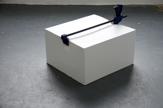 , 'Half Dom,' 2014, Julian Page