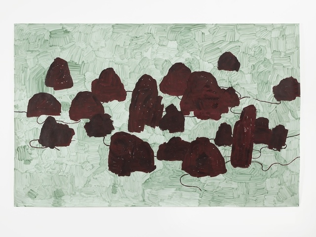 , '(Rebirth in Paradise),' 2013, Pilar Corrias Gallery