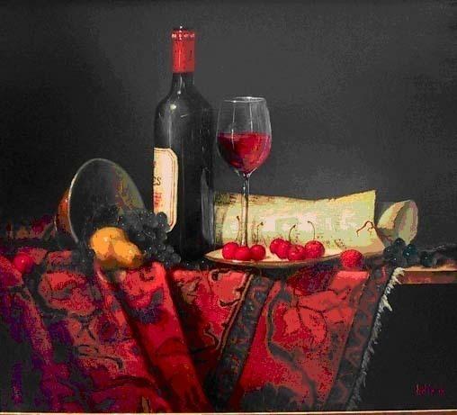 Bert Beirne, 'Cherries', Zenith Gallery