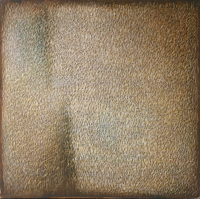, 'Grattage giallo,' 1964, Bugno Art Gallery