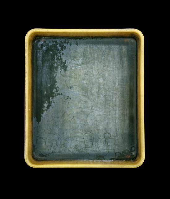 , 'Sally Mann's Developer Tray,' 2011, Catherine Edelman Gallery
