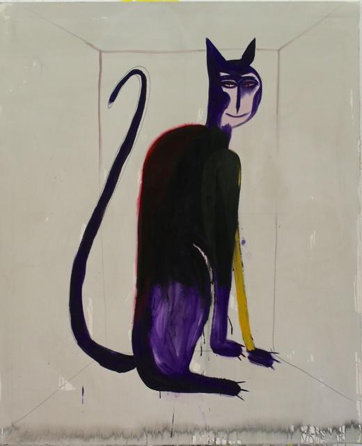 , 'Untitled (out of the cat series),' 2018, Jahn und Jahn