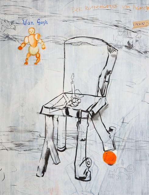 , 'van Gogh,' 2016, Aye Gallery