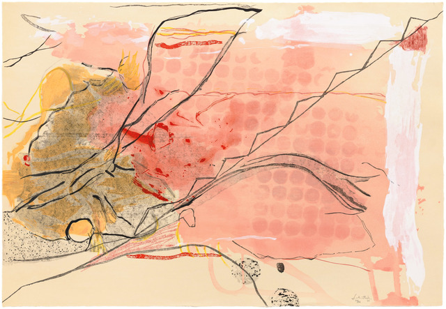 , 'Weeping Crabapple,' 2009, Pace Prints