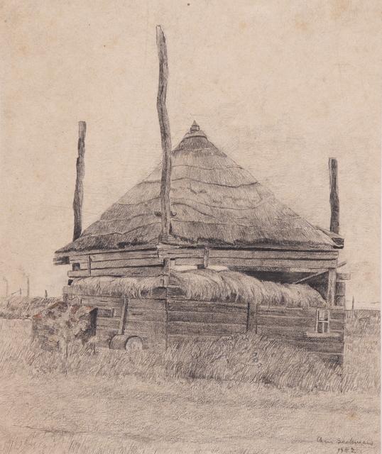 , 'Haystack,' 1902, Mireille Mosler Ltd.